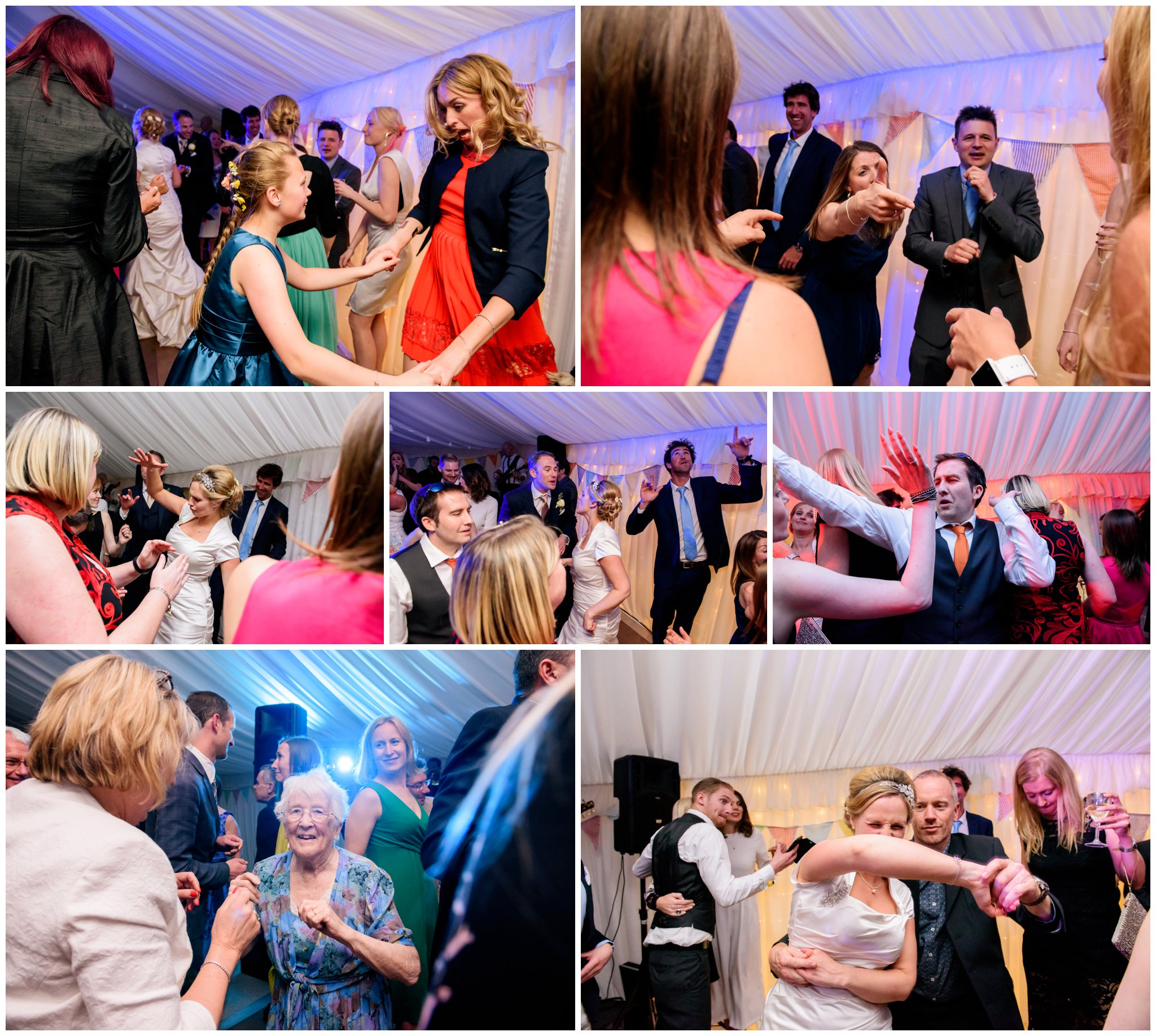 fun wedding reception at deans court wimborne dorset