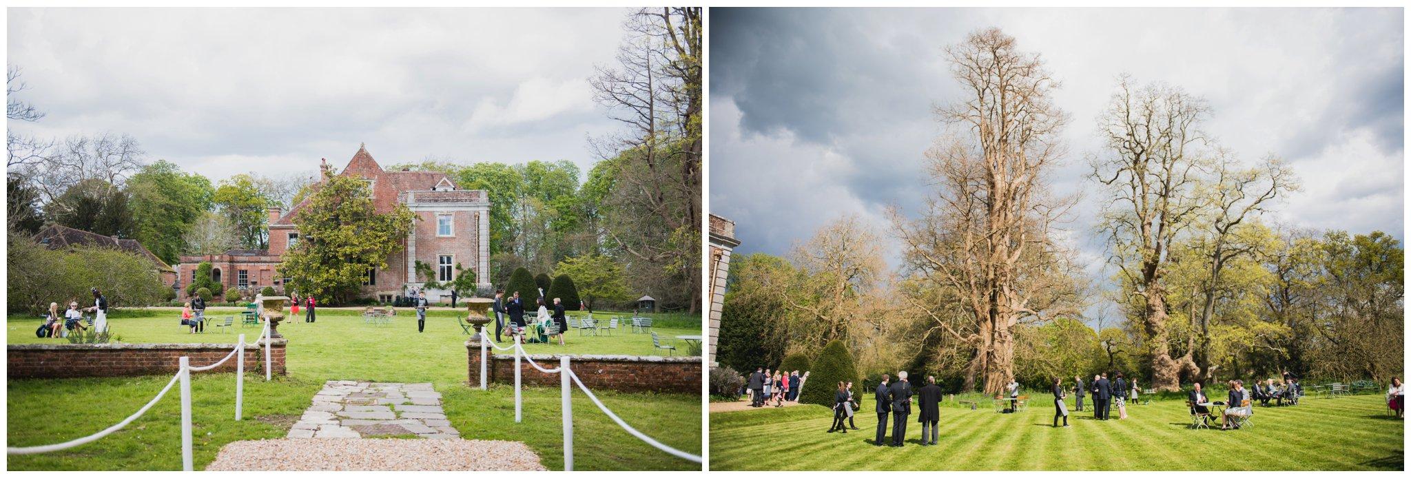 private country estate dorset wedding venue deans court wimborne