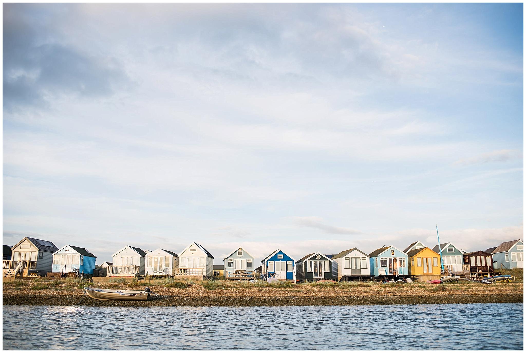Hengistbury Head Beach Huts