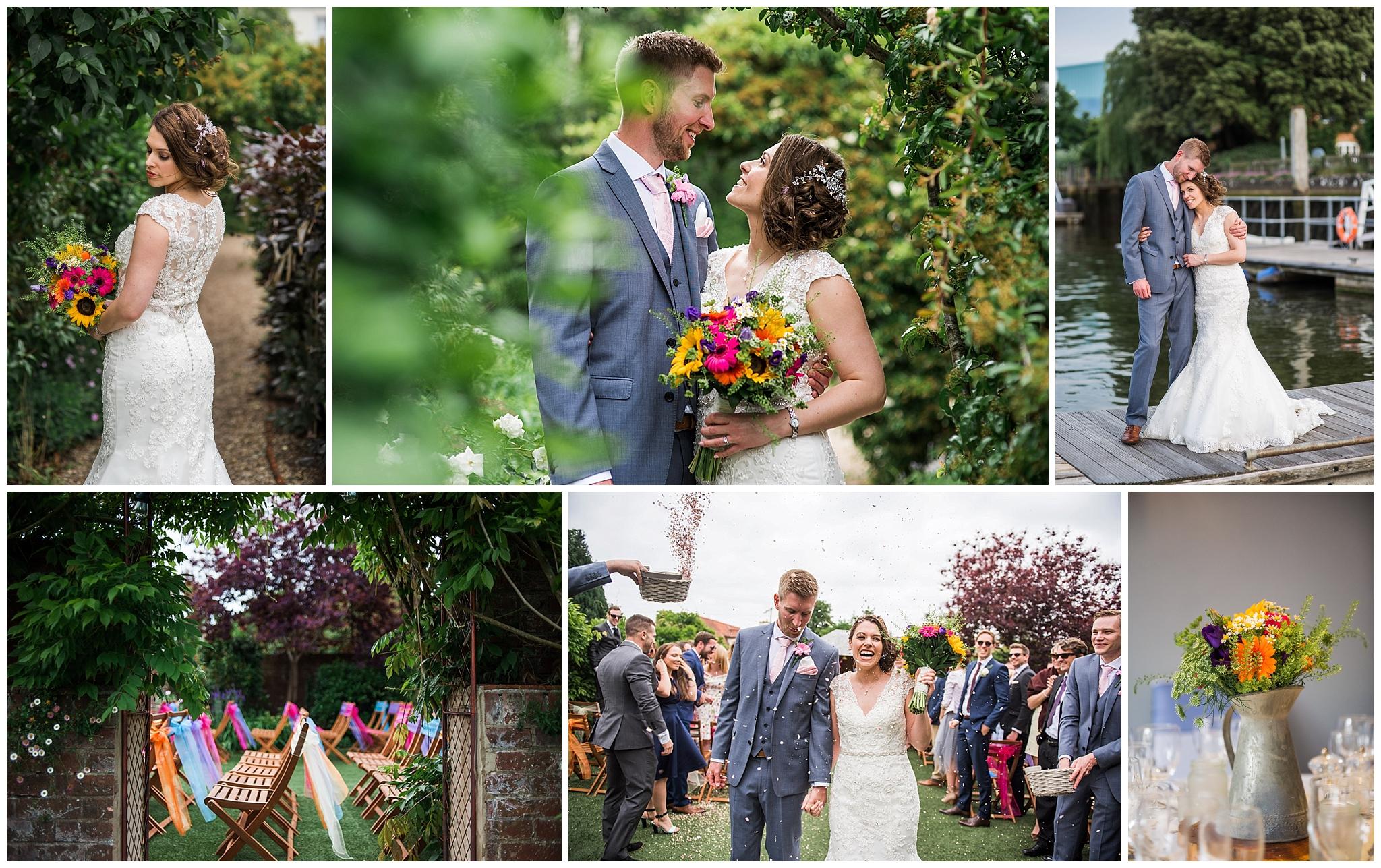 Stanwell House Wedding